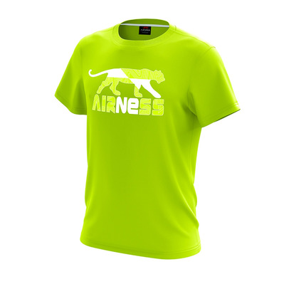 AIRNESS - ACTIV - T-Shirt - Men's - lime green