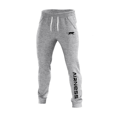 AIRNESS - DUSKY - Jogging Pants - Men's - grey