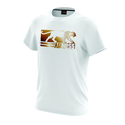 AIRNESS - TURBULENT - T-Shirt - Men's - white