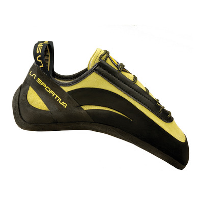 LA SPORTIVA - MIURA - Climbing Shoes - yellow/black
