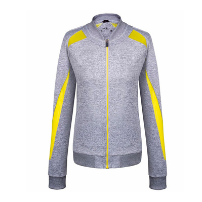 FAIR PLAY - JAGER - Jacket - Women's - grey/lime marl