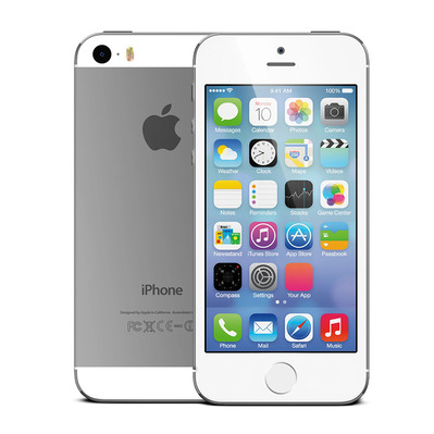 APPLE - iPhone 5S 16Go - Smartphone silver - Grade A