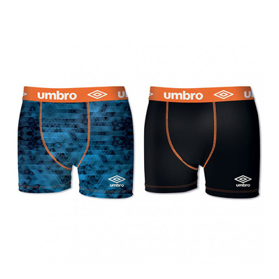 UMBRO - SUBB - Boxers x2 Men's - multicolour