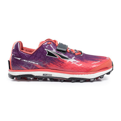 ALTRA - KING MT 1.5 - Chaussures trail Femme orange