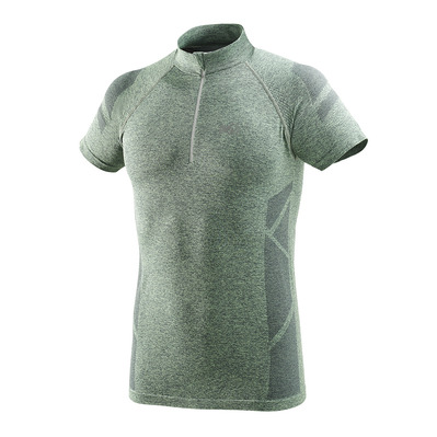 MILLET - LTK SEAMLESS ZSS 2019 - Maillot Homme flash green