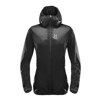 HAGLÖFS - Haglöfs ARAN - Jacket - Women's - true black