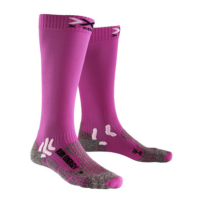 XSOCKS - X Socks RUN ENERGY - Socks - Women's - pink