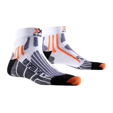 XSOCKS - X Socks SPEED TWO - Socks - white/black