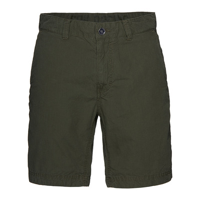 SAIL RACING - GRINDER CHECK CHINO - Short Homme mil green