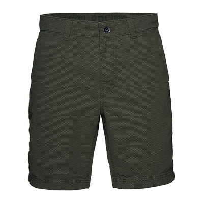 SAIL RACING - GRINDER DOT CHINO - Short Homme mil green
