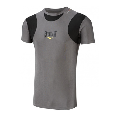 EVERLAST - CONTRAST - Rashguard - Men's - grey/black