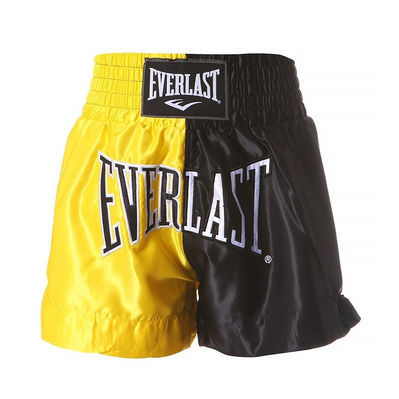 EVERLAST - EM7 - Thai Boxing Shorts - gold/black