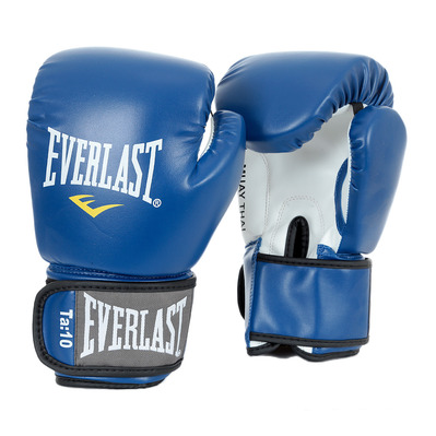 EVERLAST - MUAY THAI 811206 - Tai Boxing Gloves - blue