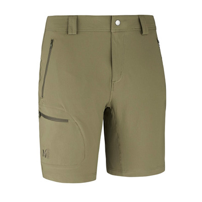 MILLET - TREKKER STRETCH II 2018 - Short Homme grape leaf