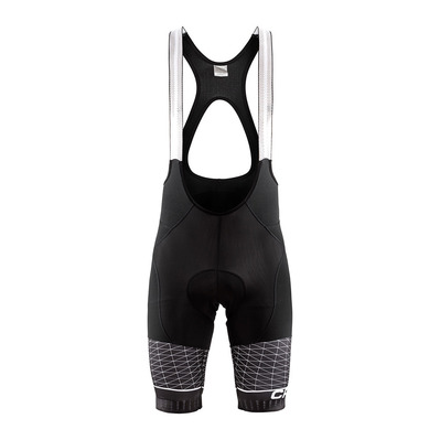 CRAFT - ROUTE THERMAL - Cycling Shorts - Men's - black