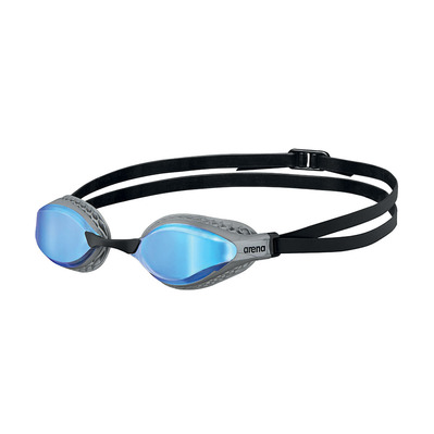ARENA - AIR SPEED MIRROR - Gafas de natación blue/silver