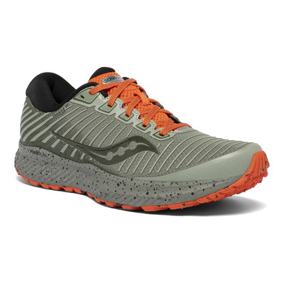 SAUCONY - GUIDE 13 TR Homme DESERT/ORANGE