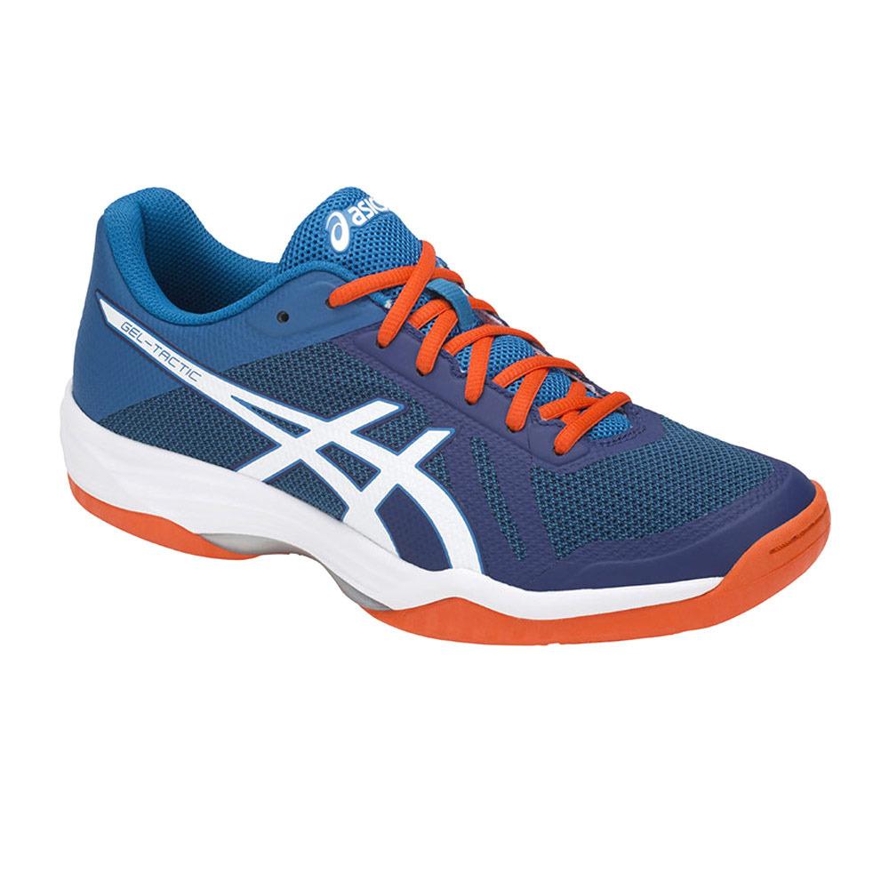Dureza lanzamiento Dinamarca  ASICS Asics GEL-TACTIC - Volleyball Shoes - Men's - blue print/white -  Private Sport Shop