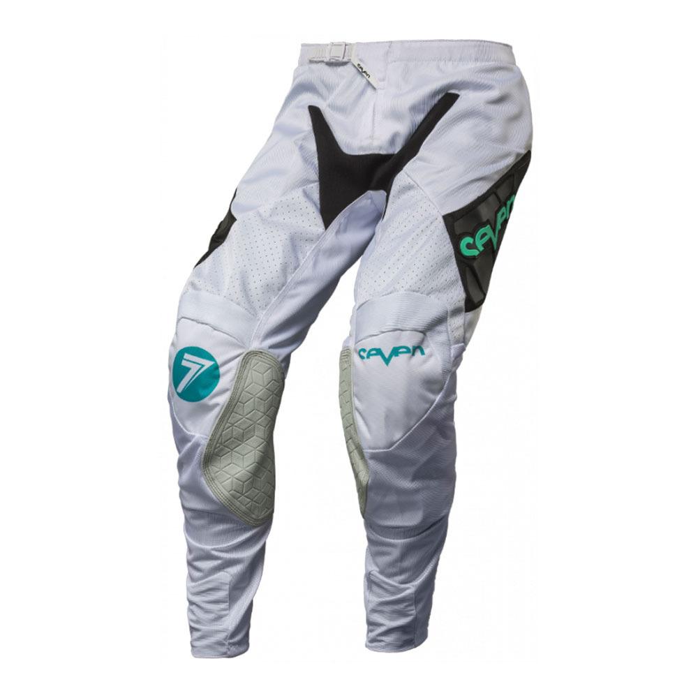 Seven Mx Seven Rival Venom Pantalon Hombre Aqua Black Private Sport Shop