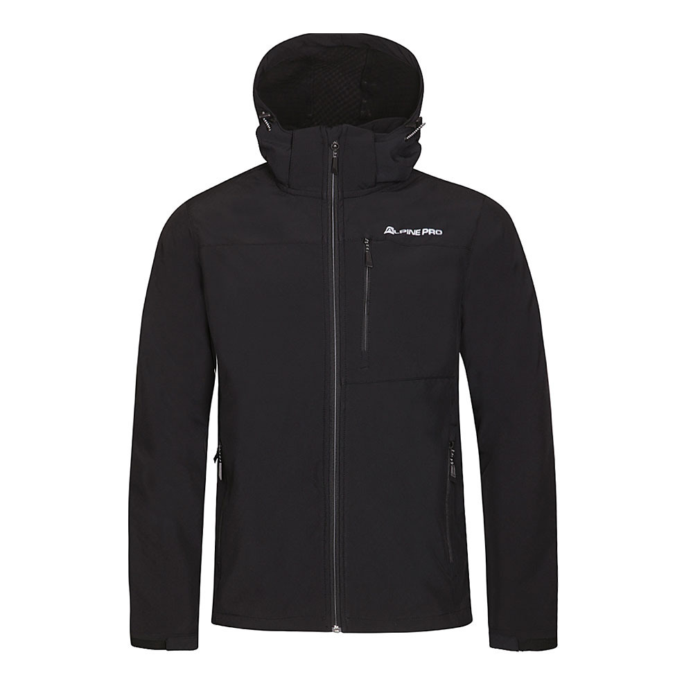 ALPINE PRO Alpine Pro NOOTK 6 Jacke Männer black