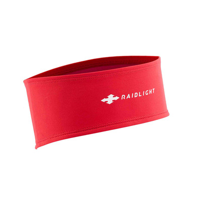 RAIDLIGHT - WINTERTRAIL HEADBAND Unisexe RED