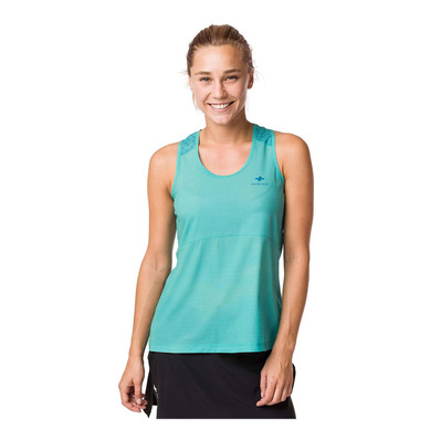 RAIDLIGHT - ACTIV RUN - Canottiera Donna turquoise