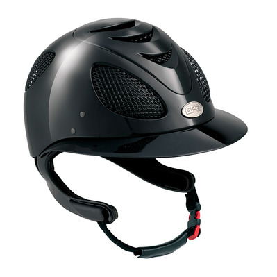 GPA - FIRST LADY CONCEPT - Casco mujer black glossy