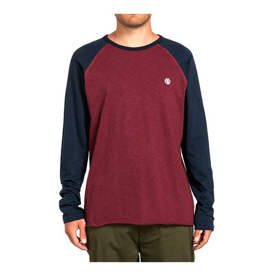 ELEMENT - BLUNT - Camiseta hombre vintage red