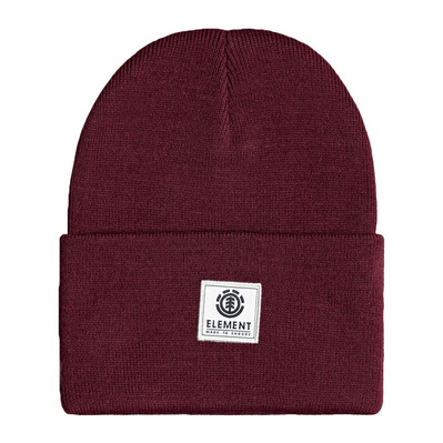 ELEMENT - DUSK BEANIE Homme VINTAGE RED