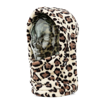 VOLCOM - ADVENT HOODIE Femme LEOPARD
