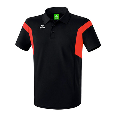 ERIMA - CLASSIC TEAM - Polo Homme black/red