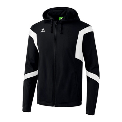 ERIMA - CLASSIC TEAM TRAINING HOOD - Veste Homme black/white