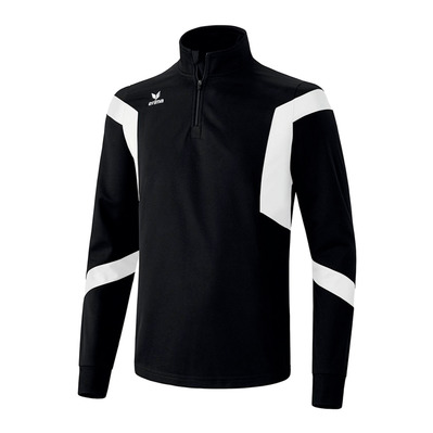 ERIMA - CLASSIC TEAM TRAINING - Sweat Homme black/white