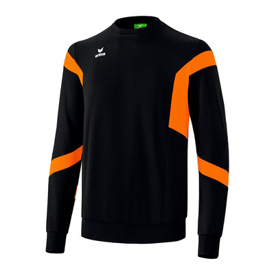 ERIMA - CLASSIC TEAM - Sweat Homme black/orange