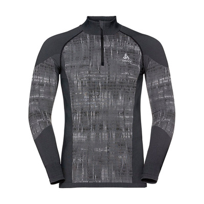 ODLO - BLACKCOMB - Sweat Homme black