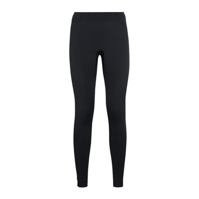 ODLO - PERFORMANCE WARM ECO - Collant Femme black/new odlo graphite grey