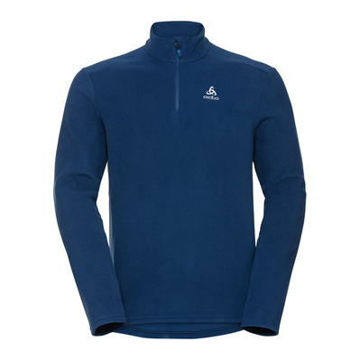 ODLO - BERNINA - Polar hombre estate blue