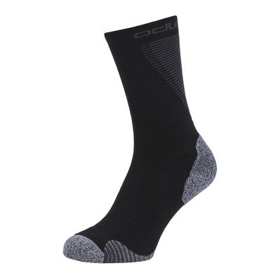 ODLO - Socks crew ACTIVE WARM RUNNING Unisexe black