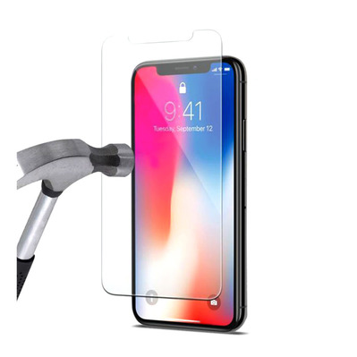 EVETANE - LE82060 - Screen Protection x3 iPhone XR transparent