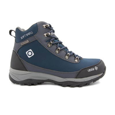 IZAS - ALPES - Hiking Shoes - Men's - bluemoon/silver