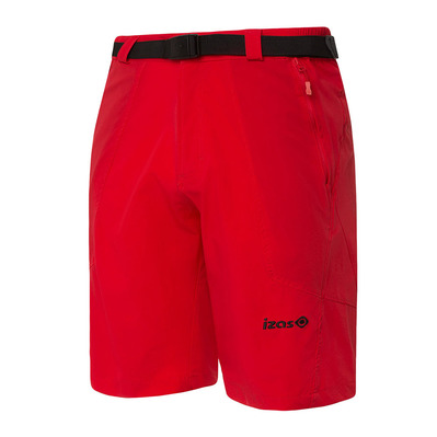 IZAS - BIESCAS - Shorts - Men's - red