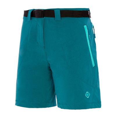 IZAS - ENGLA - Shorts - Women's - dark aqua/ceramic