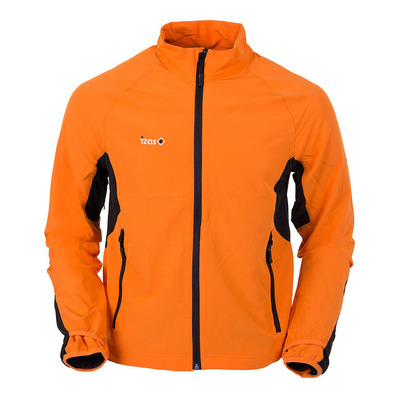 IZAS - KAMET - Jacket - Men's - orange/black