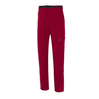IZAS - KERCH - Pants - Men's - mineral red/smoke