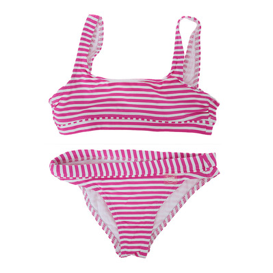 JUNGLE BEE - JBK01 DRAW - 2-Piece Swimsuit - Junior - pink
