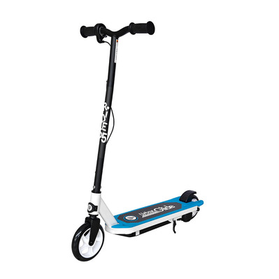 URBANGLIDE - RIDE 55 KID - Electric Scooter - black/blue