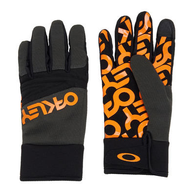 OAKLEY - FACTORY PARK - Gants ski Homme new dark brush