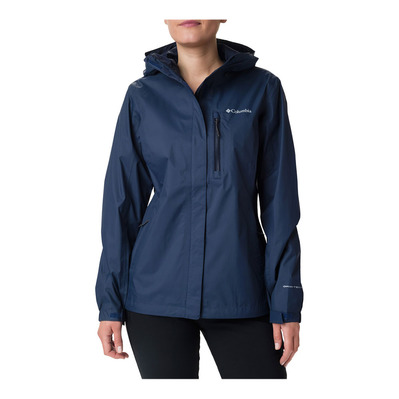 COLUMBIA - POURING ADVENTURE™ II - Chaqueta mujer nocturnal