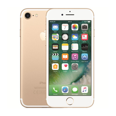 APPLE - - iPhone 7 32GB - gold - Grade A
