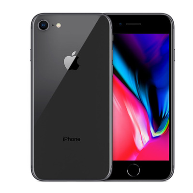 APPLE - - iPhone 8 - 64GB - space grey - Grade A+